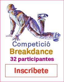 breakdancebotón