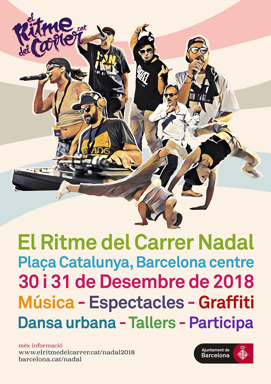 Cartel ERDC Nadal 2018