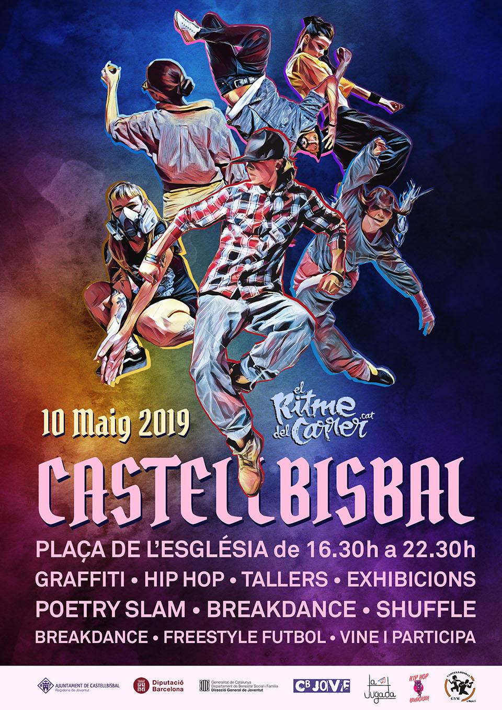Cartell Castellbisbal 2019