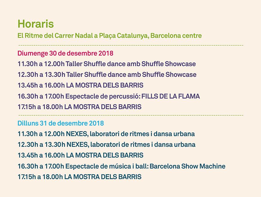 Horarios ERDC Nadal 2018 A3 lowres